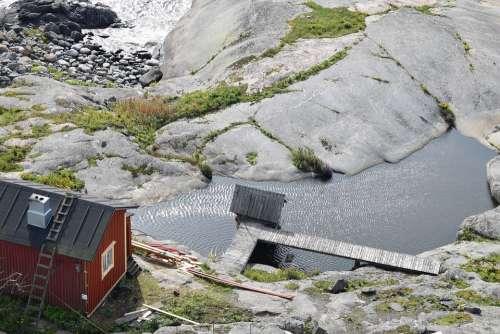 Söderskär Suomi Lighthouse Island Finland Summer