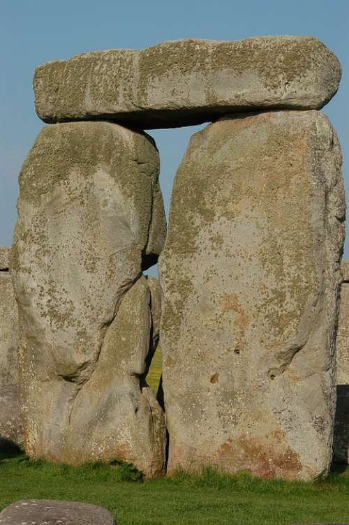 Stonehenge Stone History England Monument Ancient