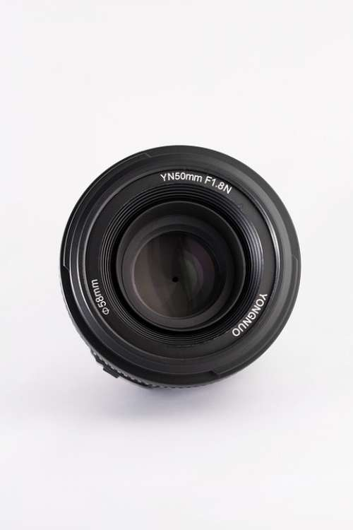 Target Lens Yongnuo Photography Camera