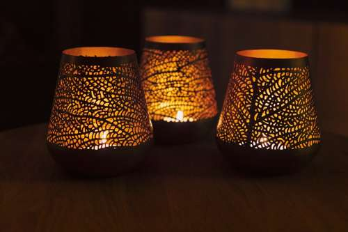 Tealight Candle Flame Light Candle Light