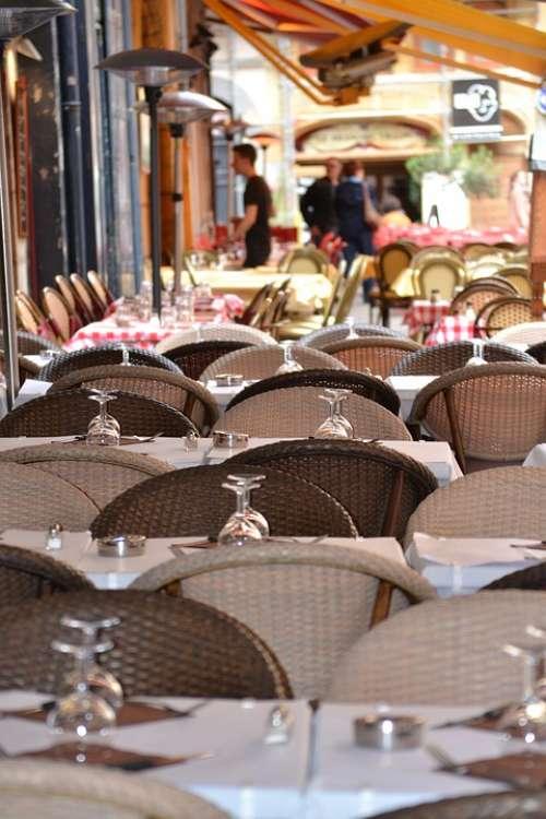 Terrace Restaurant Coffee