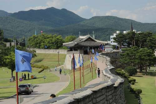 The World Of World Cultural Heritage Suwon Hwaseong