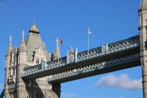 Tower Bridge Uk Britain London
