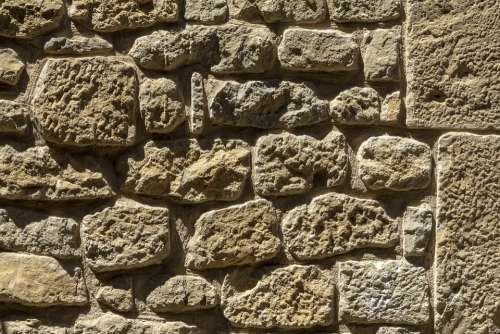 Wall Stones Stone Texture Structure Brick Pattern