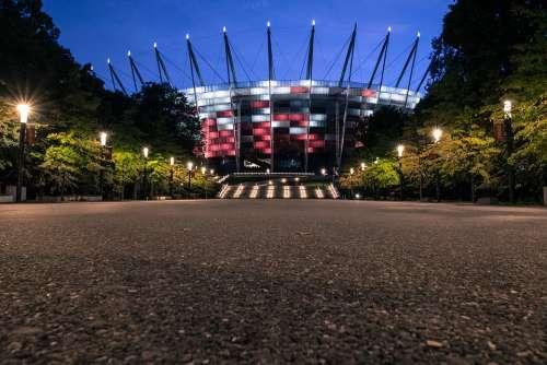 Warsaw Football Football Arena Football Stadium