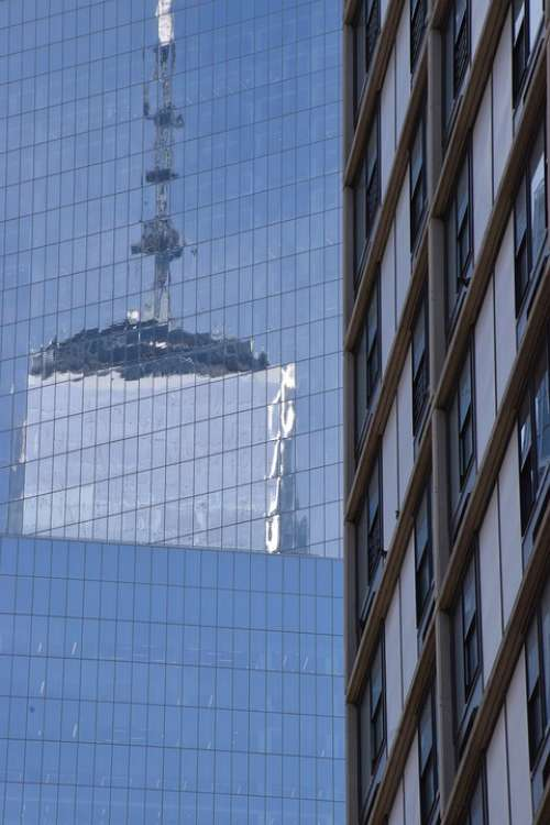 World Trade Center Manhattan Skyscraper