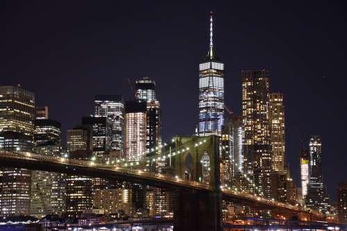World Trade Center Manhattan Architecture