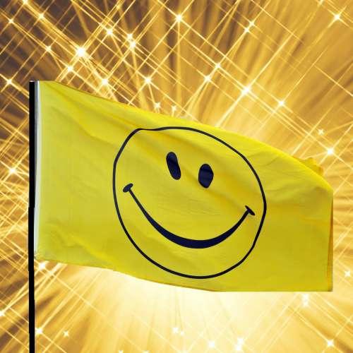 Sparkling Smile Flag