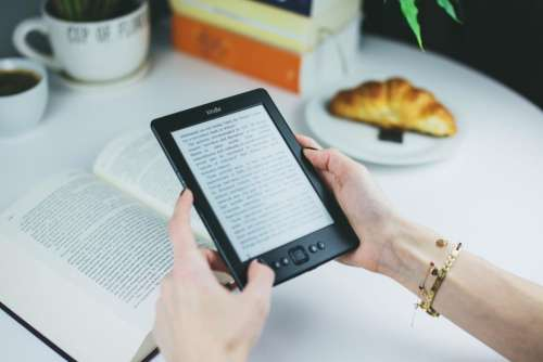 kindle book reading study learning