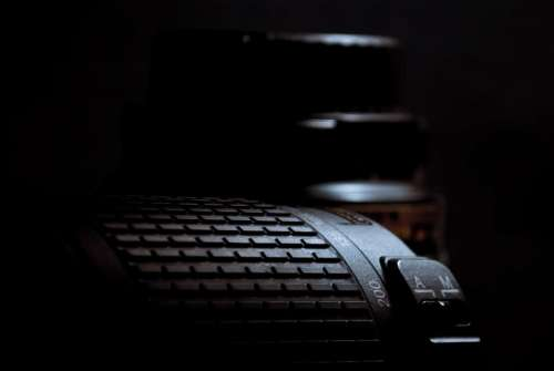 camera lens black photography dark