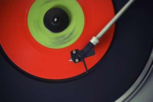 turntable record vinyl lp music