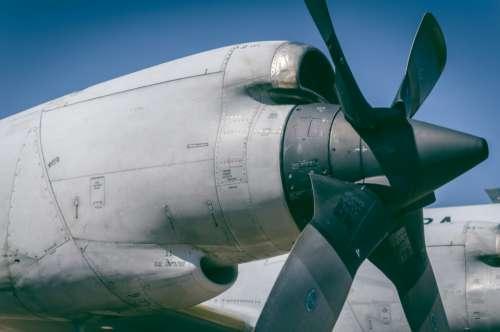 aircraft propeller close-up aircraft propellers airplane