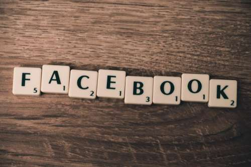 facebook social media marketing business scrabble
