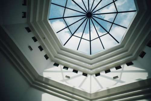 architecture building infrastructure ceiling design