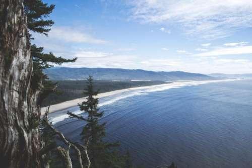 beach sand ocean sea water