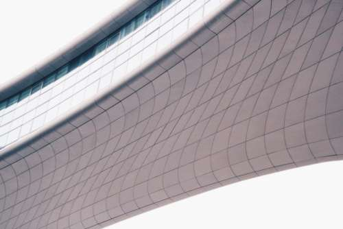 building structure architecture geometry lines