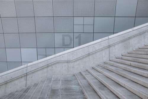 architecture building infrastructure stairway