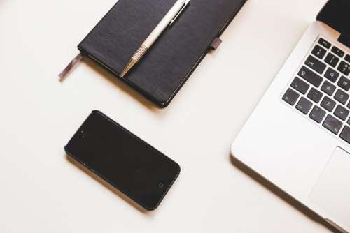 iphone mobile macbook laptop computer