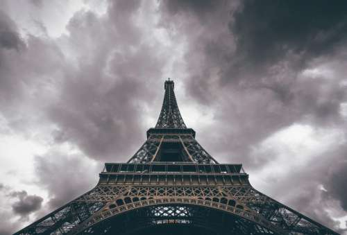 architecture structure eiffel tower nature