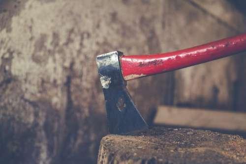 metal axe handle cutting tool