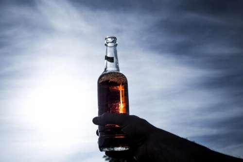 alcoholic drinks beer beverage bottle
