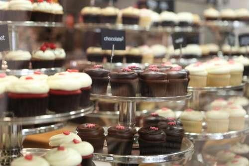 cupcakes dessert sweets treats chocolate