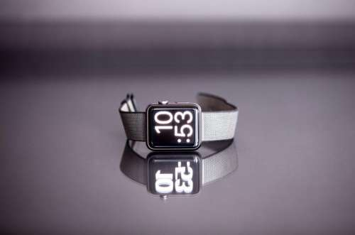 silver watch accessories time reflection