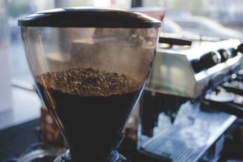 espresso machine coffee bean coffeehouse