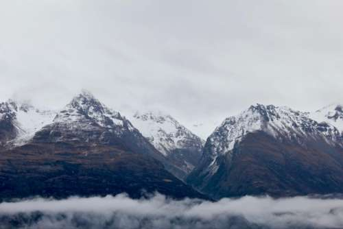 mountain mountains cold landscape photography