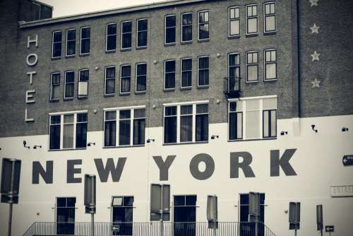 architecture building infrastructure hotel new york