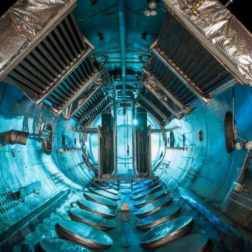 nasa chamber vacuum space science