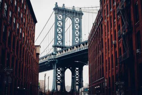 building establishment bridge infrastructure architecture