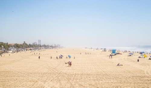 beach sand sunshine summer blue