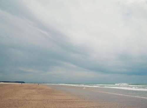 beach sand shore waves ocean