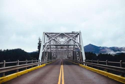 bridge structure infrastructure road trip