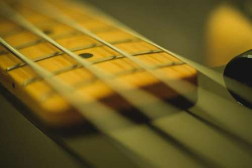 guitar strings music instrument audio