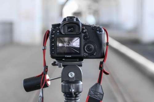 camera dslr photography black canon