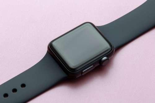 apple watch close up macro gadget