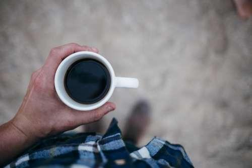 coffee cup mug hands