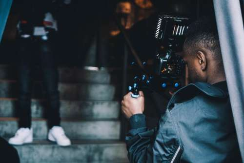 people man guy african american video