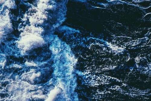 ocean sea water waves beach