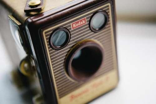 kodak camera brownie box film