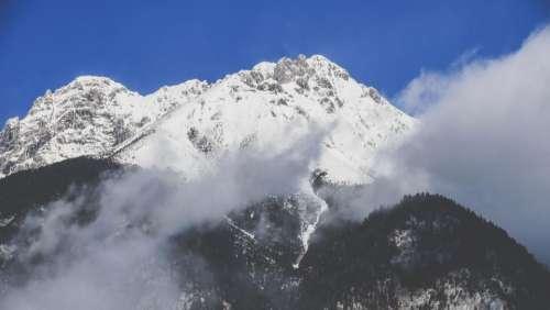 nature landscape mountain travel adventure