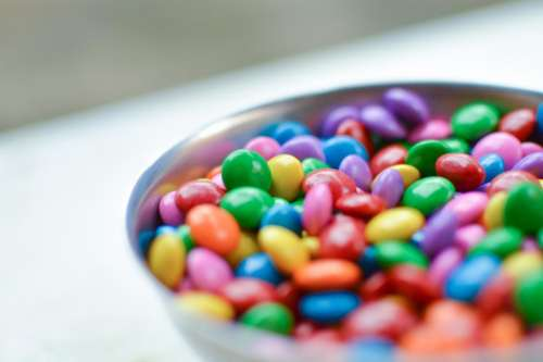 m&ms chocolate candy colours colors