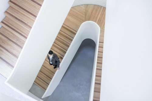 architecture building infrastructure design stairs