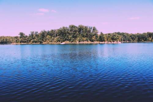 lake water nature outdoors landscape