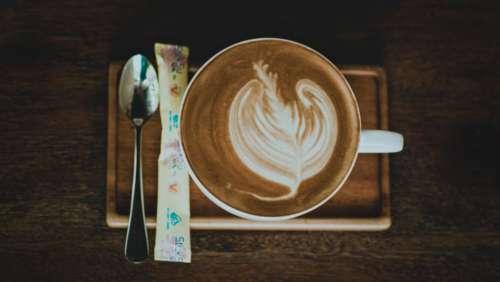 cappuccino sugar mug coffee drink