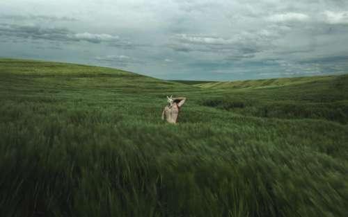 nature landscape people man naked