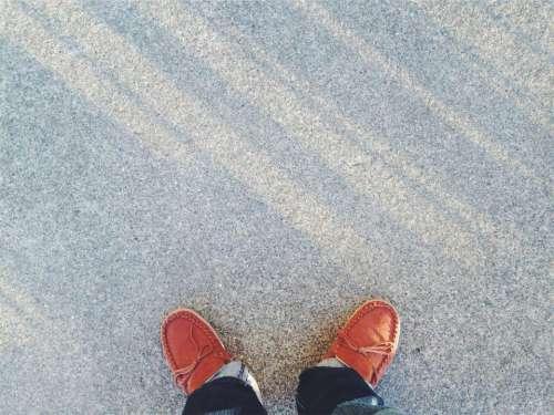 moccasins shoes jeans denim fashion