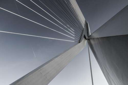 bridge architecture sky